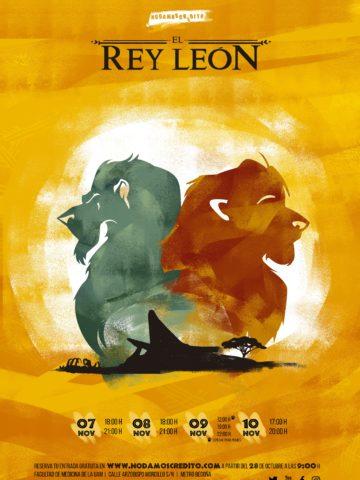 el rey leon-nodamoscredito-NDC-teatro-foto-obra-cartel